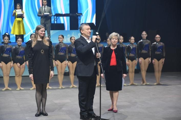 Самарский этап Гимнастриады назван самым лучшим